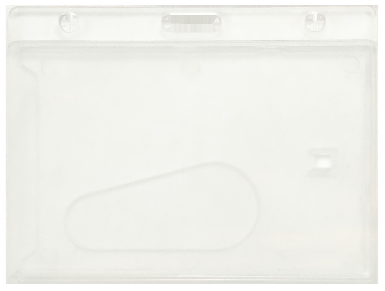porta gafete rigido horizontal